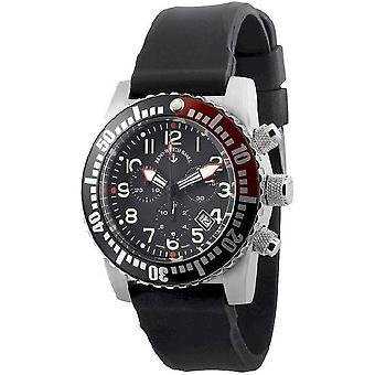 Zeno-watch mens watch airplane diver quartz chronograph 6349Q-Chrono-a1-7