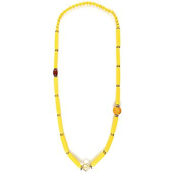 Zen Jewellery Wooden Beaded Necklace
