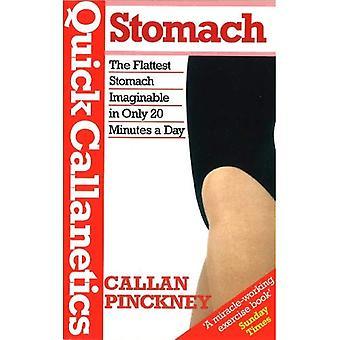 Snelle Callanetics-buik: De platste maag denkbaar in slechts 20 minuten per dag