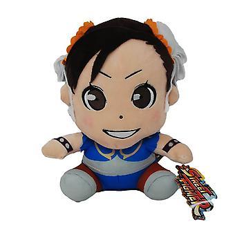 Street Fighter Chun-Li Sitting Pose Plush