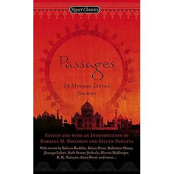 Passages - 24 Modern Indian Stories by Barbara H Solomon - Eileen Pane
