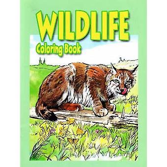 Wildlife Coloring Book by Hancock House Publishers - 9780888395993 Bo