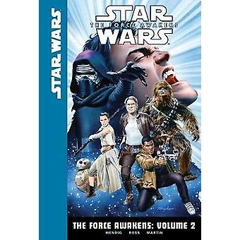 The Force Awakens - Volume 2 by Chuck Wendig - 9781532140235 Book