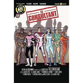 The Consultant Volume 1 by Jason Sterr - 9781632293527 Book