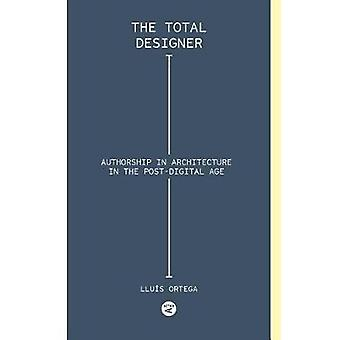 Total Designer by Lluis Ortega - 9781945150456 Book