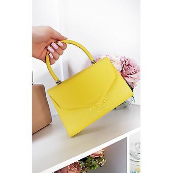 IKRUSH Womens Selena Faux Leather Handbag