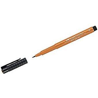 Fabel-Castell Tekenstift Pitt Artist Pen Brush 186 Terracotta (FC-167486)