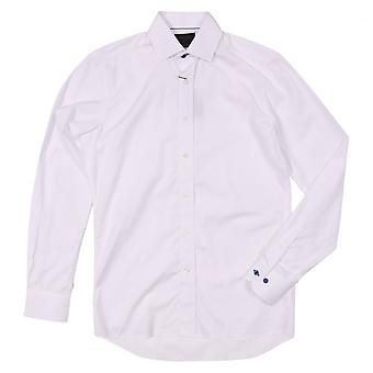 Duchamp of London Iconic Poplin Shirt