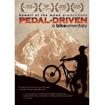 Pedal-Driven [DVD] USA import