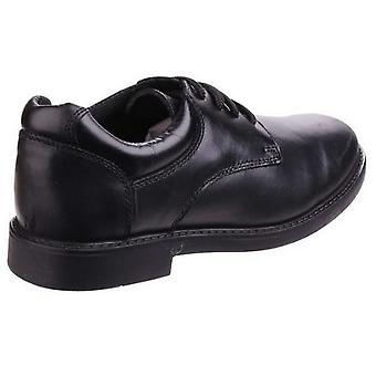 Hush щенки мальчики Тим Кожа школа обуви