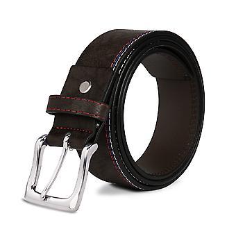 Allthemen Men's Easy Matching Fashion & Classic Buckle Belt