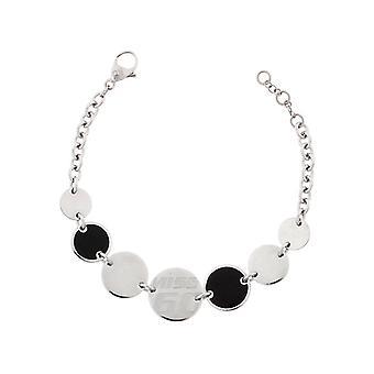Miss Sixty Paillettes Black Bracelet SMSC03