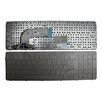 HP Pavilion 15-N262SS weißer Rahmen Weiß Deutsch Layout Ersatz Laptop-Tastatur