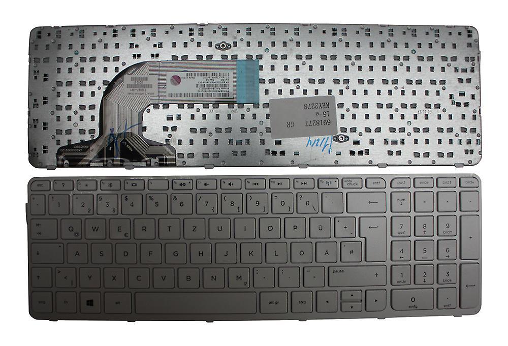 HP Pavilion 15 e060sia White Frame White German Layout