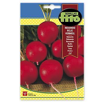 Semillas Fitó Round red vermell (Garden , Gardening , Seeds)