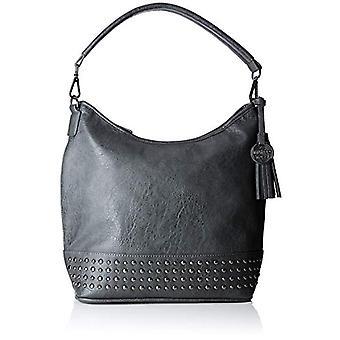 Marco Tozzi 61015-21 - Grey Women's wristbags (Dk.Grey Antic) 38x30x12 cm (B x H T)