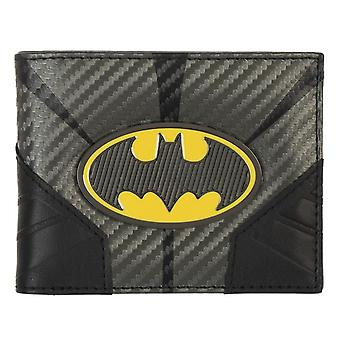 Batman Metal Badge Bifold Portefeuille