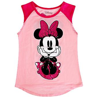 Minnie Mouse Pose Jugend Tank-Top
