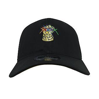 Αόριστο πόλεμο γάντι λογότυπο 39 τριάντα τοποθετηθεί καπέλο