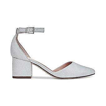 Call It Spring AIVEN Two-Piece Block-Heel PUM Pearl Blue 11M