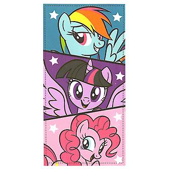 My Little Pony 3 Ponies Towel bath Towel 140 * 70cm