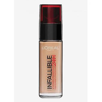 L ' Oreal infallible 24h estadia Fresh Foundation