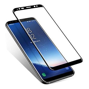 Full Cover 3D Tempered Glass Screen Protector For S9 Plus
