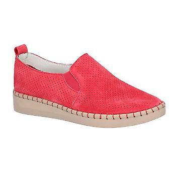 Laivasto ja Foster naisten/Ladies Tulip lipsahdus nahka kenkä