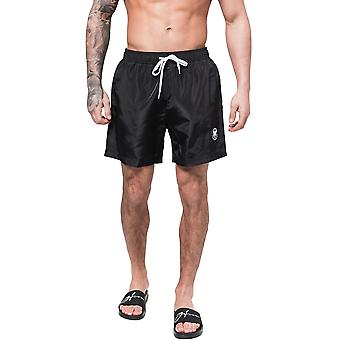 Good For Nothing Essential Swim Shorts Black 17