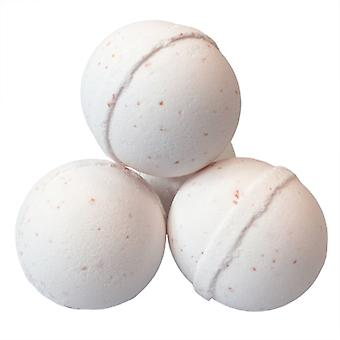 Warming Bath Bomb with Bath Salts