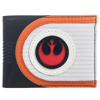 Wallet - Star Wars - Mixed Material Rebel Bifold New mw8j2ystw