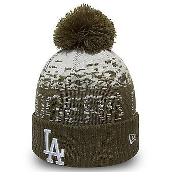 Nuova era Mlb Los Angeles Dodgers Sport Knit