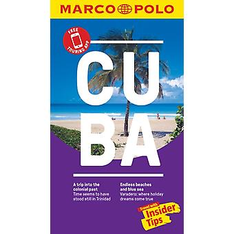 Cuba Marco Polo Pocket Travel Guide  with pull out map