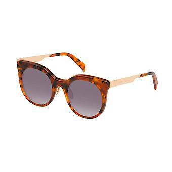 Balmain women's sunglasses, brown 2119
