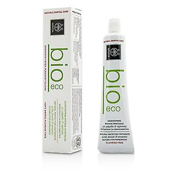 Apivita bio-Eco Natural Protection tandkräm med fänkål & amp; Propolis-75ml/2,53 oz