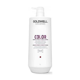 Goldwell dualsenses champú de brillo de color 1000ml