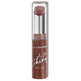 L.A. Colors Lipstick Oh So Shiny Starlight