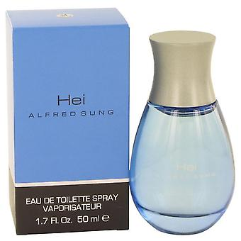 Hei eau de toilette spray بواسطة alfred sung 402973 50 ml