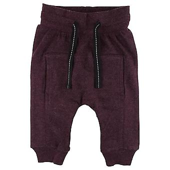 Small Rags Red Boys Pants