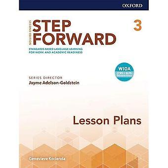 Step Forward 2e 3 Lesson Plans