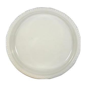 UDL 5oz Plain Plastic Dessert Bowls (Pack of 50)