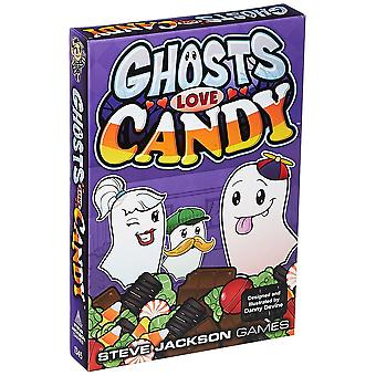Ghosts Love Candy Brettspiel