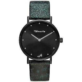 Tamaris - Wristwatch - Bruna - DAU 36mm - black - TW076 - black green