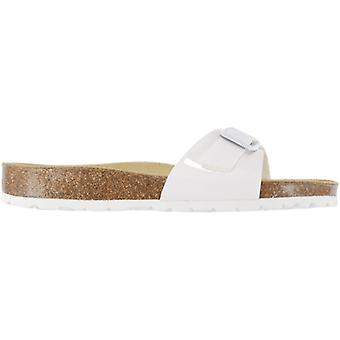 Sanosan Malaga 740W-334-02 Women's Shoes White Sneakers Sports Shoes