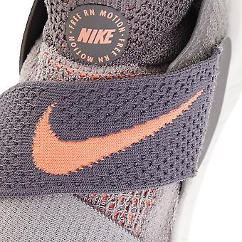 Nike Women's Free Rn Motion Fk 2018 Atmosphere Grey/Crimson Pulse Ankle-High ...