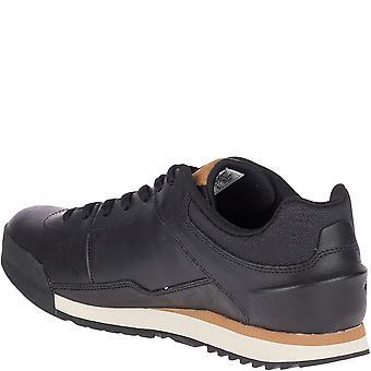 Merrell Men's Burnt Rocked Leather Sneaker