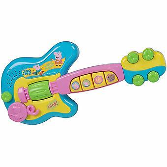 Peppa Pig / Greta Gris - Greta's guitar