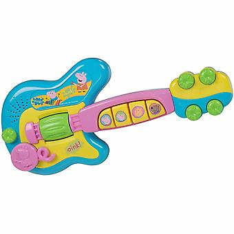 Peppa Pig / Greta Gris - Gretas Gitarre
