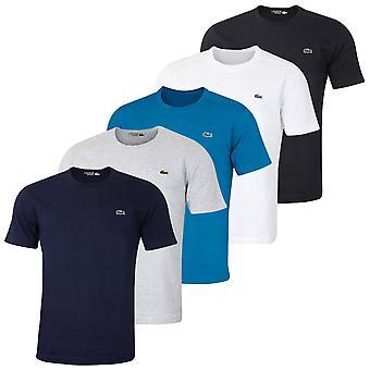 T-shirt tecnica Lacoste Mens Tee Classic Lightweight Crew Neck