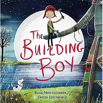 O rapaz do edifício (principal) por Ross Montgomery - David Litchfield - 97805
